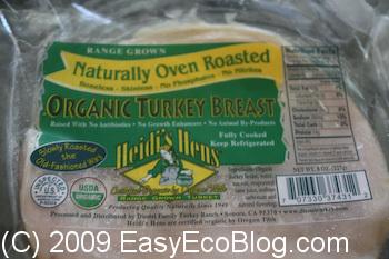 Organic Deli Meat