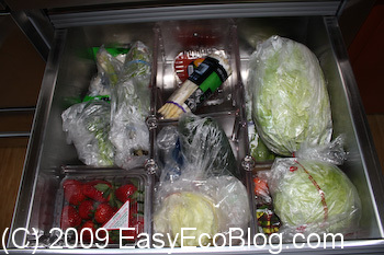 refrigerator, lettuce, vegetables