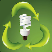 Eco-Friendly, Green Symbol