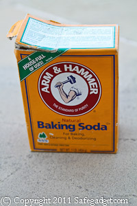 Baking, Soda, Arm & Hammer