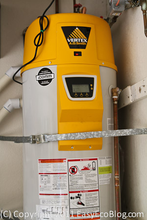Energy Efficient Eco Friendly Green Water Heater