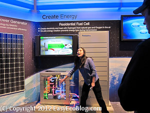 Panasonic Residential Fuel Cell