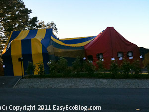 termite fumigation, house tenting