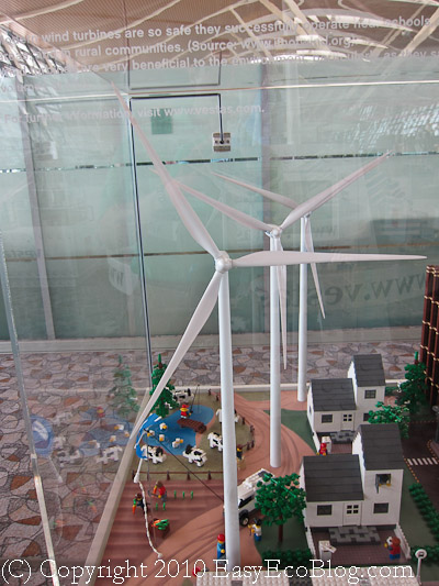 wind turbine, wind mill