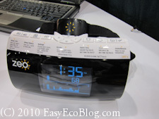 zeo electronic personal sleep coach